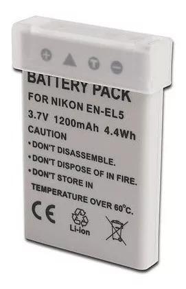 Bateria para nikon coolpix p510 p5100 p520 p5200 p5900