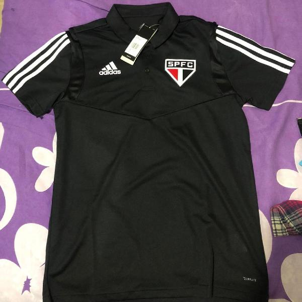 Camisa polo spfc exclusiva