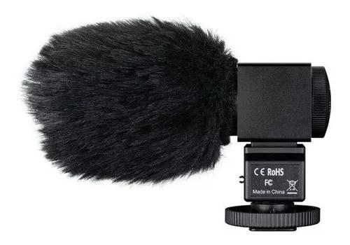 Microfone takstar sgc-698 cameras dslr superior a sgc-598 !