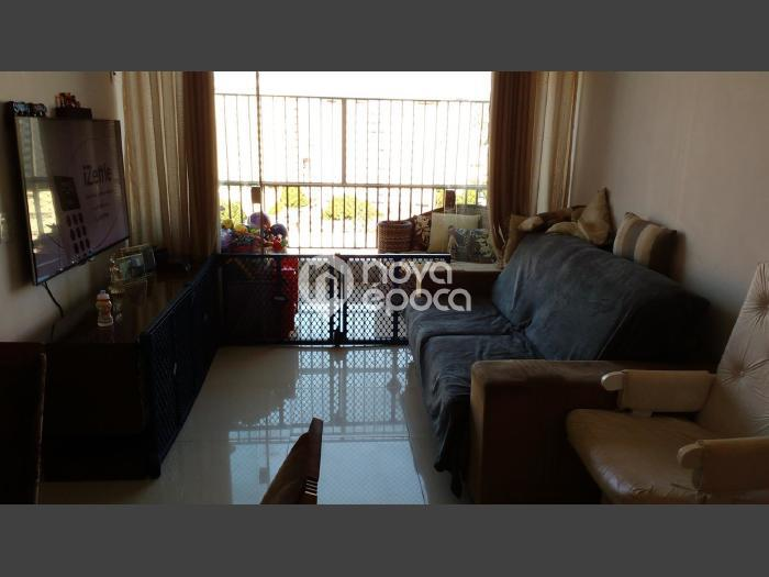 Méier, 2 quartos, 2 vagas, 82 m² rua padre ildefonso