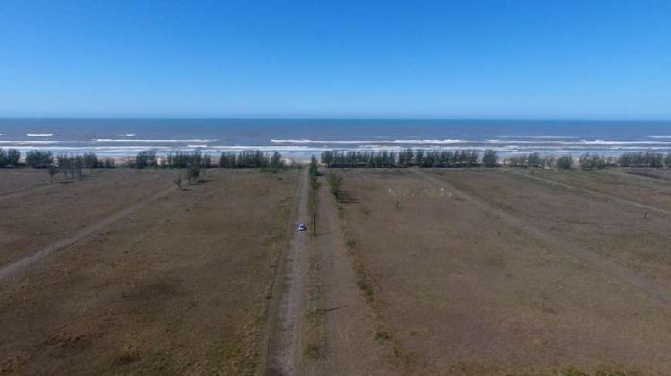 Oportunidade de comprar seu terreno na praia parcelado!