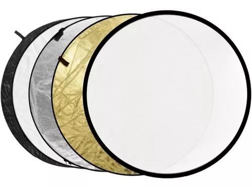 Rebatedor greika 5x1 circular dobrável diâmetro 110cm