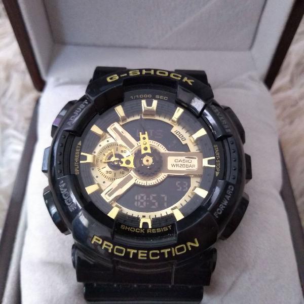 Relógio g-shock importado masculino g-110 - totalmente