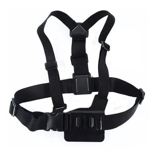 Suporte de peito cinta peitoral para camera gopro go pro