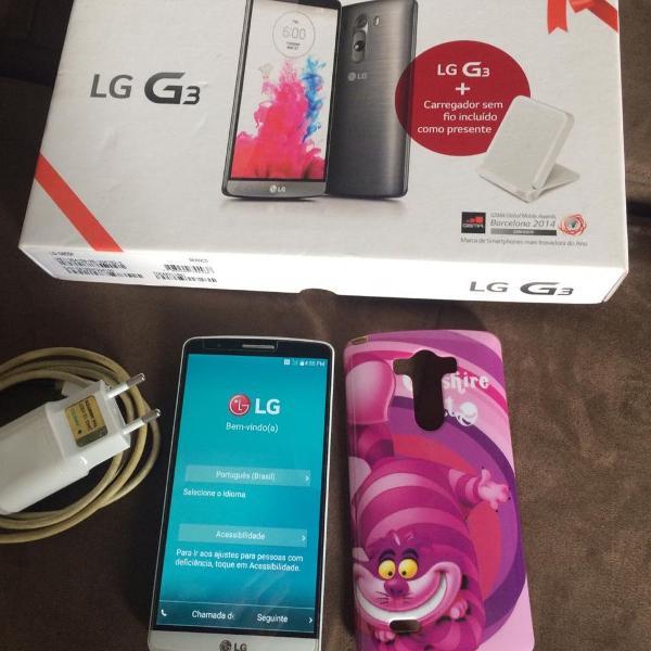 Aparelho celular lg g3