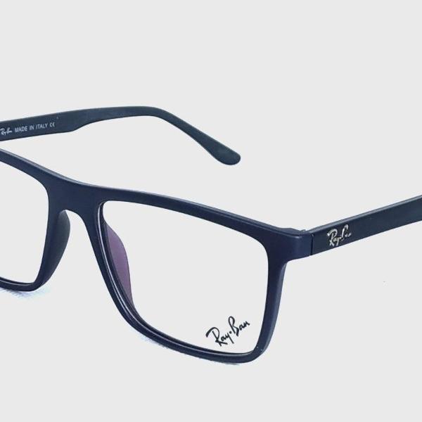 Armação de óculos de grau masculino ray ban rb1278