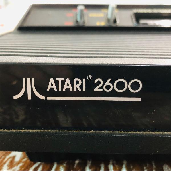 Atari reliquia anos 80
