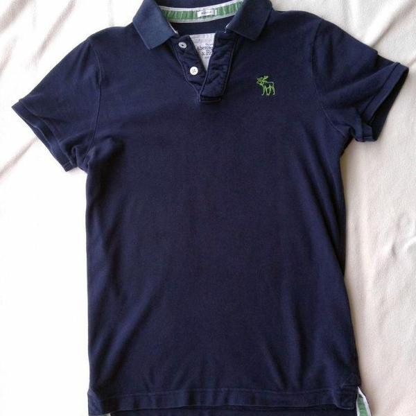 camisa polo abercrombi & fitch