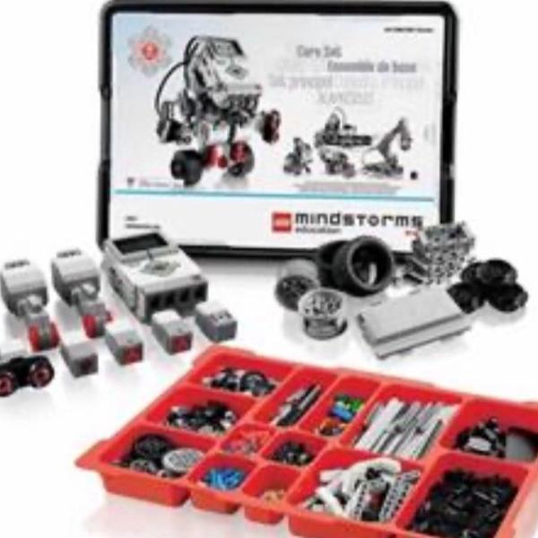 Lego mindstorms education robótica - ev3 conjunto principal