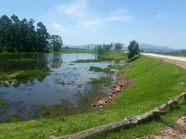 Timo terreno tijucas loteamento lago boa vista 450m2 plano
