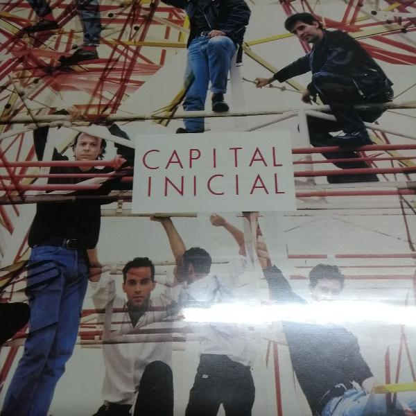 Capital inicial disco de vinil, lp você não precisa