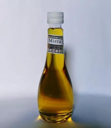 Leo para unção fragrância mirra 250ml.biblos