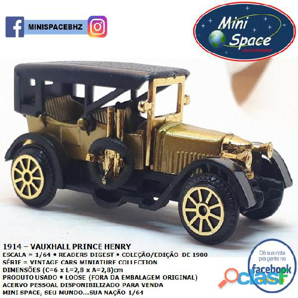Matchbox 1914 prince henry calhambeque 1/64   loose
