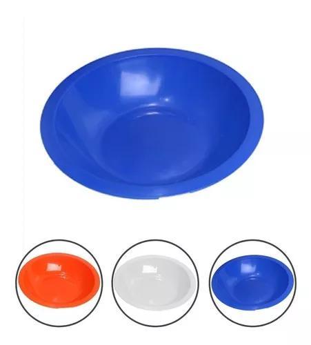 10 prato grande 800ml plástico infantil merenda escolar