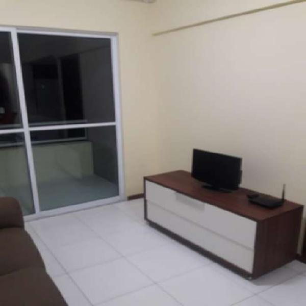 Apartamento loft mobiliado