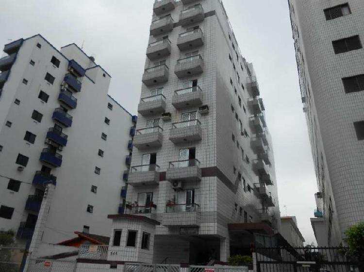 Apartamento 01 dormitório, sacada, 1 vaga, reformado, vila
