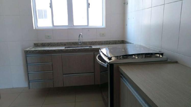 Apartamento novo semi mobiliado para locação 2 dorm no