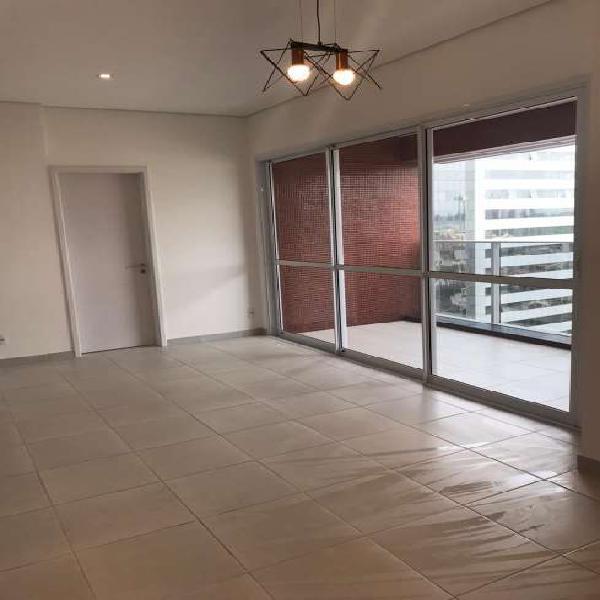 Apartamento novo com 1 suíte com planejados em alphaville