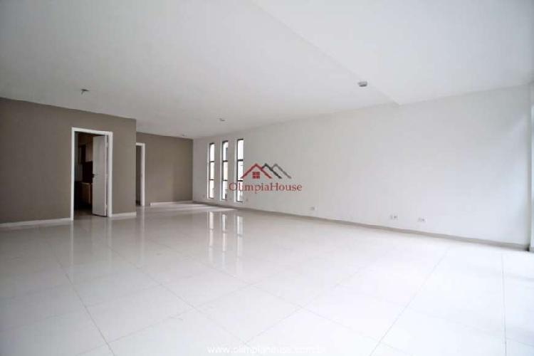Apartamento para locação e venda com 190m² - jardim