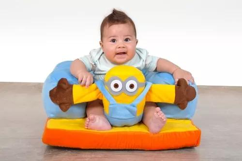 Assento de bebê cadeirinha multi uso estofada 12x s/juros