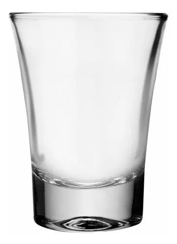 Copo para dar leite materno de vidro 60ml