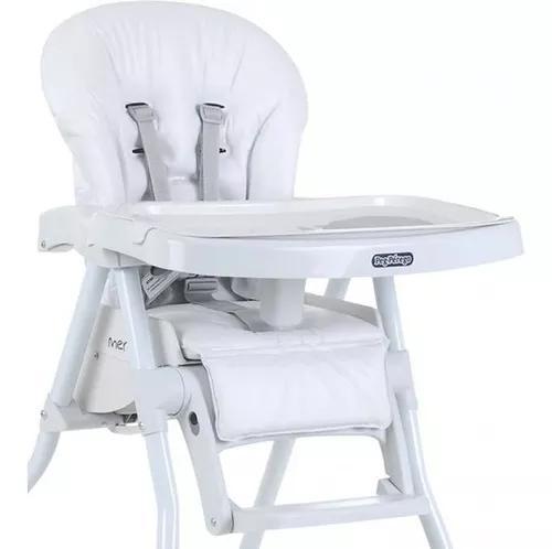 Estofado da cadeira merenda burigotto branco 8000