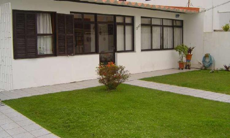 Florianopolis - casa padrão - canasvieiras