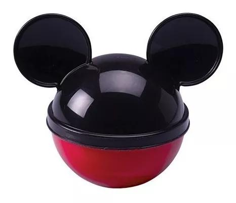 Kit mini porta mix mickey com 6 peças - plasútil