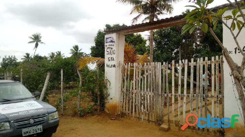 Excelente propriedade em vitória pe, com 6 hectares