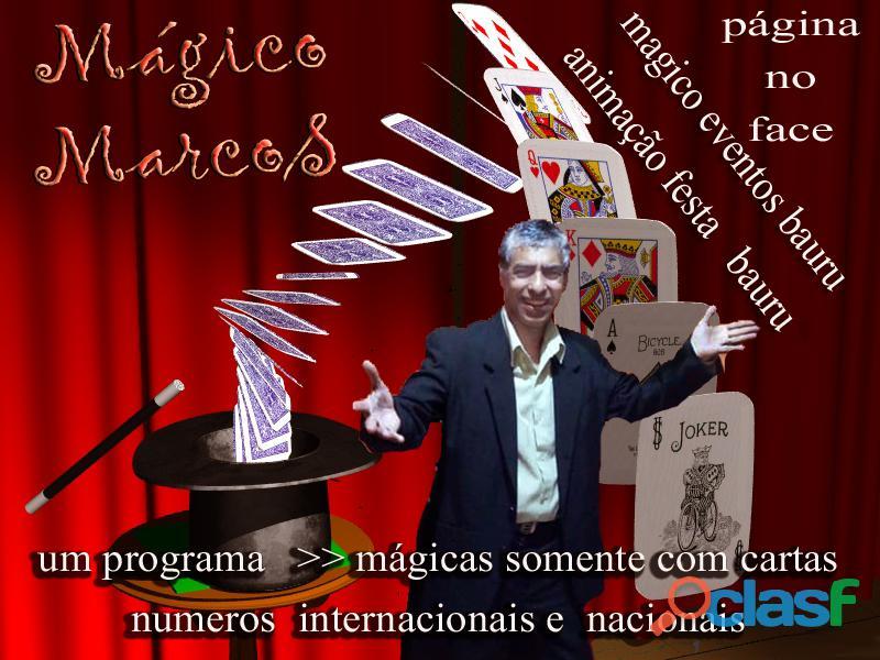 Magico marcos 14 988260952 e charutinho palhaço