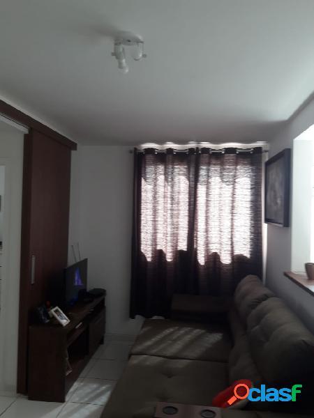 Residencial corcovado, 2 dormitórios, jd. terra branca