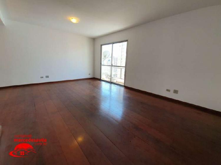 Apartamento vila olímpia - 3 suítes - 136 m²