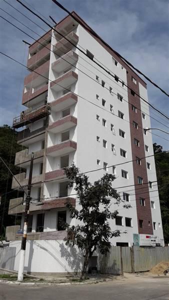 Apartamento com vista para o morro,1 dormitorio com sacada