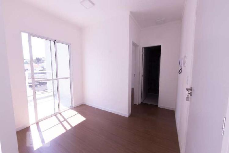 Apartamento novo, primeiro aluguel - anália franco / vila