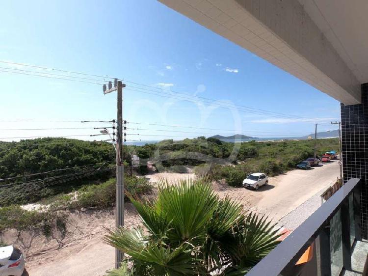 Apartamento para venda frente mar no novo campeche, 132