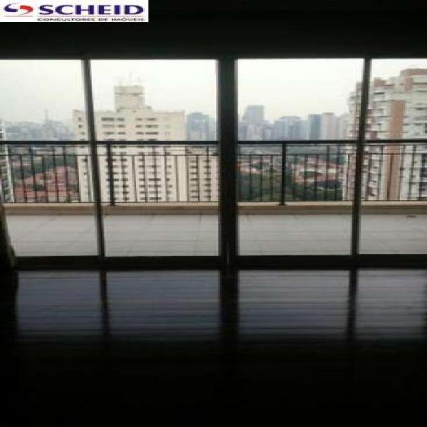 Brooklin paulista: apartamento com 110 m² com 3