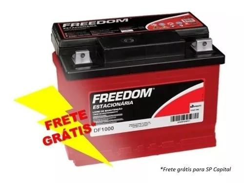 Bateria estacionaria 12v 70ah freedom df1000