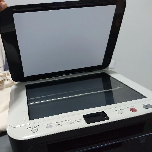Impressora multifuncional samsung scx 3200 - defeito