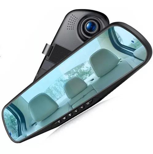 Mini camera para carros interna hd escondida retorvisor hlxy
