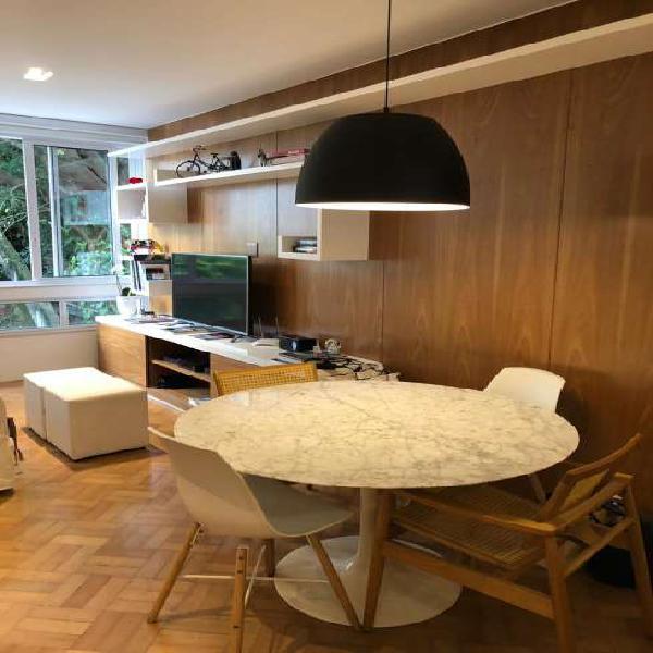 Vendo incrível apartamento de 2 quartos, totalmente