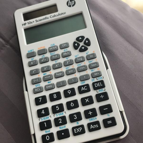 Calculadora científica hp
