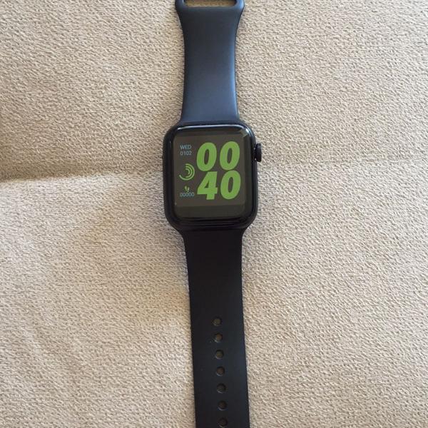 Smartwatch completo iwo 8 preto