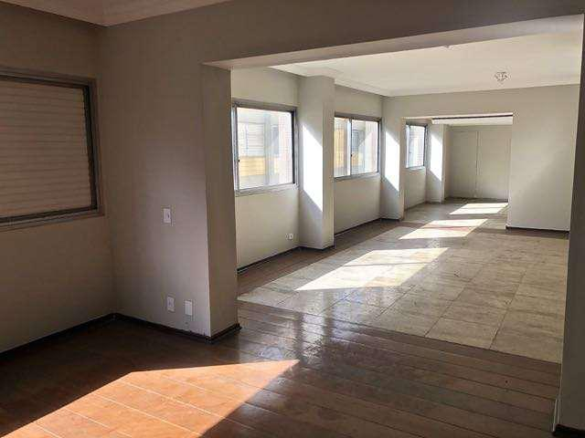3 dorms (2 stes) escritório 225m2 andar alto 2vgs sacada