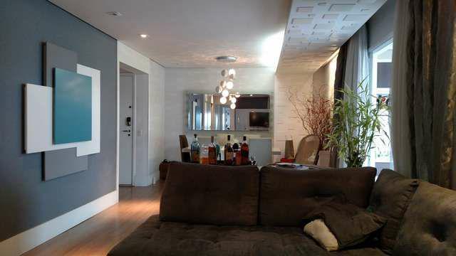 Apartamento com terraço gourmet - villa leopoldina