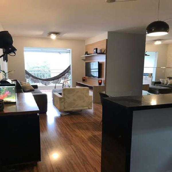 Apartamento para venda com 73 metros quadrados com 3 quartos