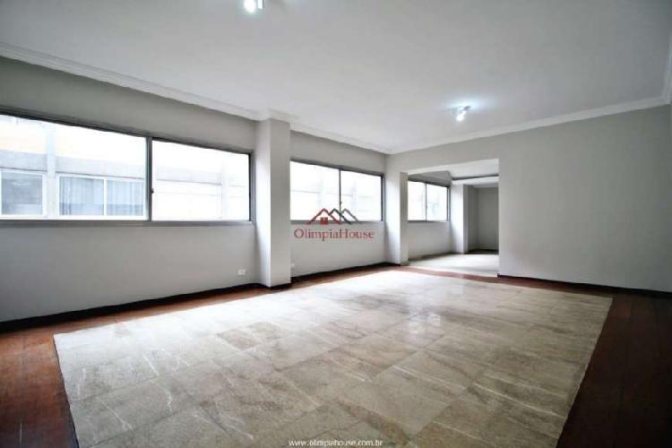 Apartamento à venda com 225m² - pinheiros, são paulo.