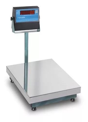 Balança elet micheletti mic100 inox 40x40 cc 100kg varimaq