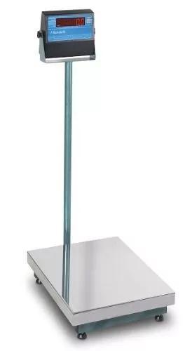 Balança elet micheletti mic300 inox 50x60 cc 300kg varimaq