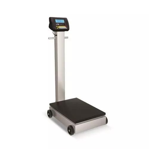 Balança toledo 2124 contadora rs232 250kg movel+ coluna