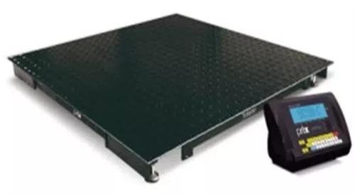 Balança toledo plataforma de piso - pezinhos - portátil